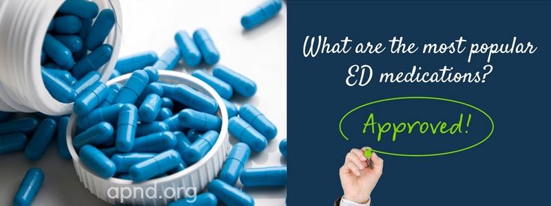 Most effective ed medication